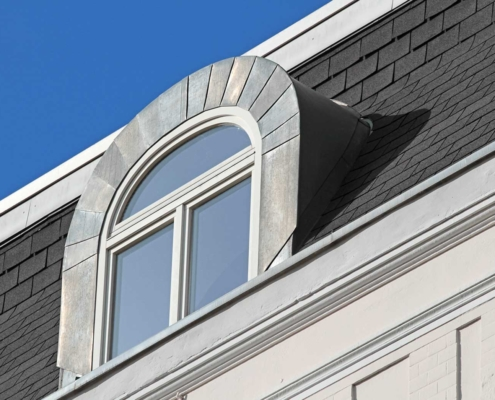 Für Dächer mit geringer Dachneigung als wirtschaftliche Lösung